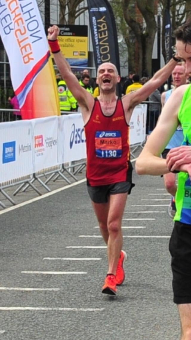 The Masterplan – Greater Manchester Marathon 2018 | markgallmac